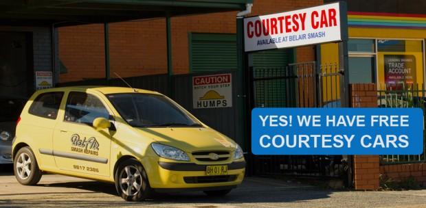 BelAir Smash Repairs - Free Courtesy Cars